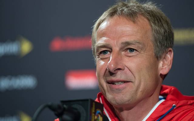 Jürgen Klinsmann ist stolz auf seinen Sohn Jonathan