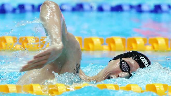 Schwimm-WM, Florian Wellbrock