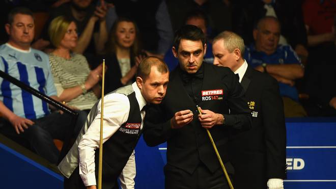 World Snooker Championship - Day 10