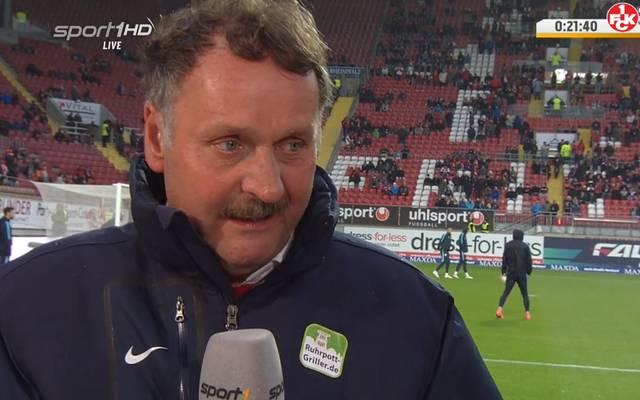 Peter Neururer kritisiert die FCK-Führung