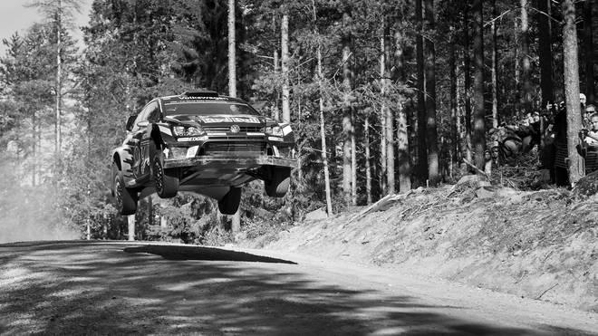 Bei der Sachsen-Rallye ist ein Rennfahrer tödlich verunglückt