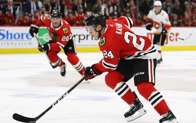 NHL: Dominik Kahun und Chicago Blackhawks unterliegen Nashville