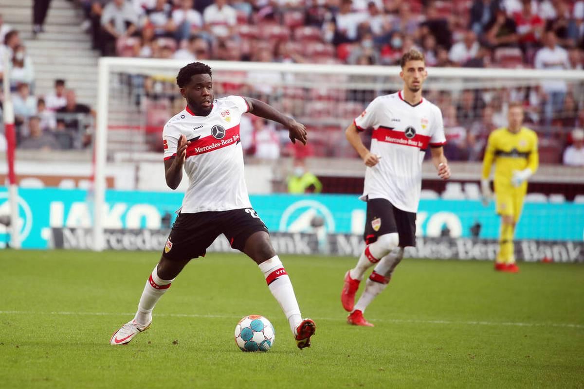 Fußball-Bundesligist VfB Stuttgart kann vielleicht schon bald wieder mit Orel Mangala planen.