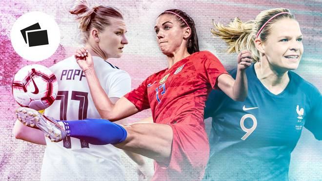 Bei der Frauen-WM rechnen sich viele Team Chancen auf den Titel aus