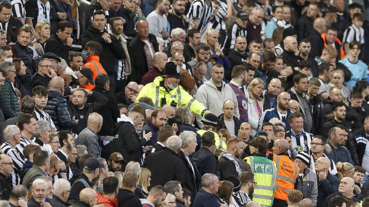 """Großes Glück"": Newcastle-Held schildert Wiederbelebung"