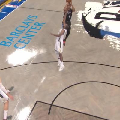 49 Punkte! Historische Durant-Show gegen die Bucks