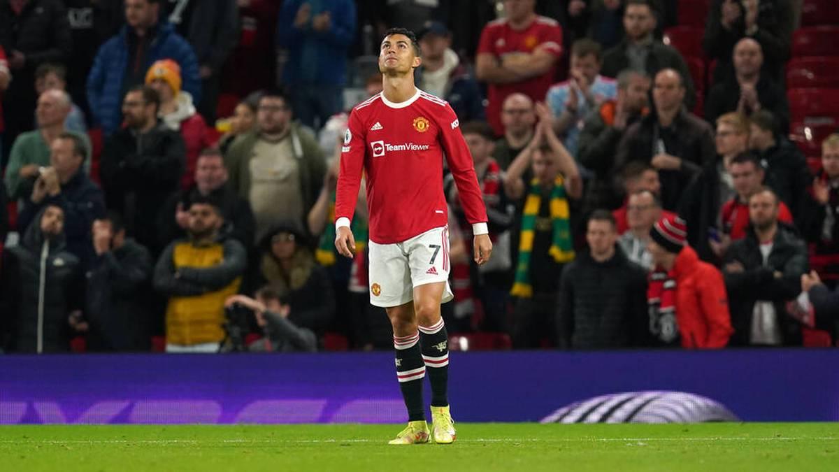 """Ronaldo verliert den Kopf"""