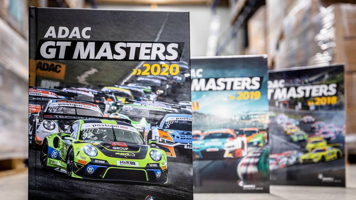 Das Jahrbuch zum ADAC GT Masters 2020