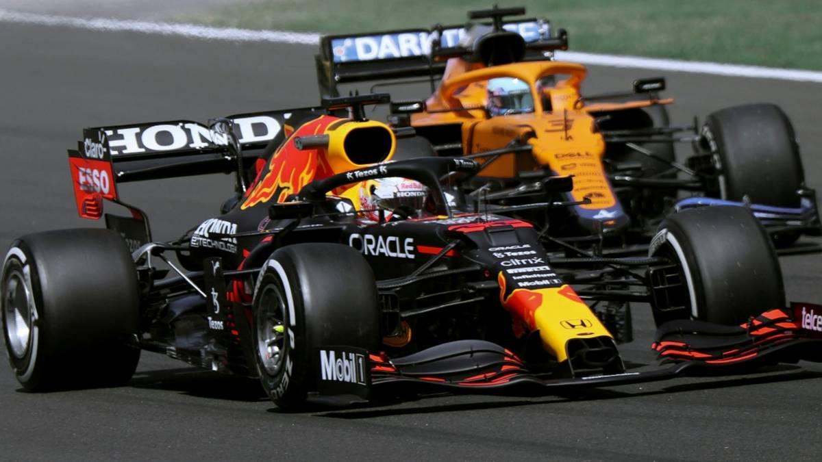 Red-Bull-Pilot Max Verstappen fährt die schnellste Runde