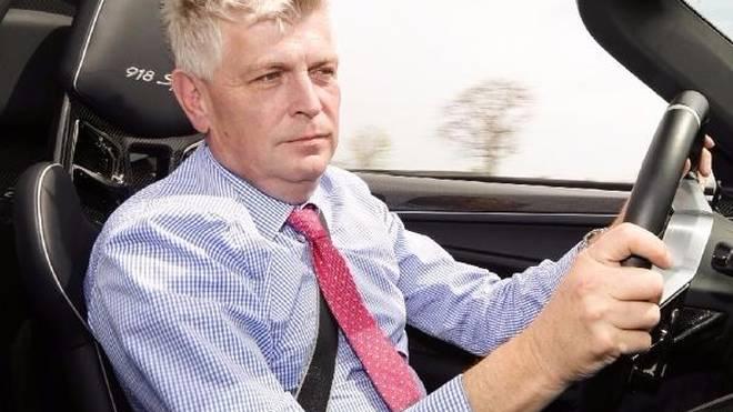 Ex-Porsche-Vorstand Wolfgang Hatz ist in München verhaftet worden