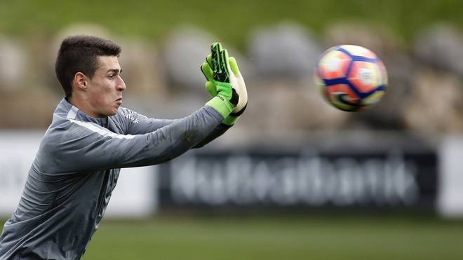 Kepa Arrizabalaga von Athletic Bilbao soll neuer Torwart bei Real Madrid werden