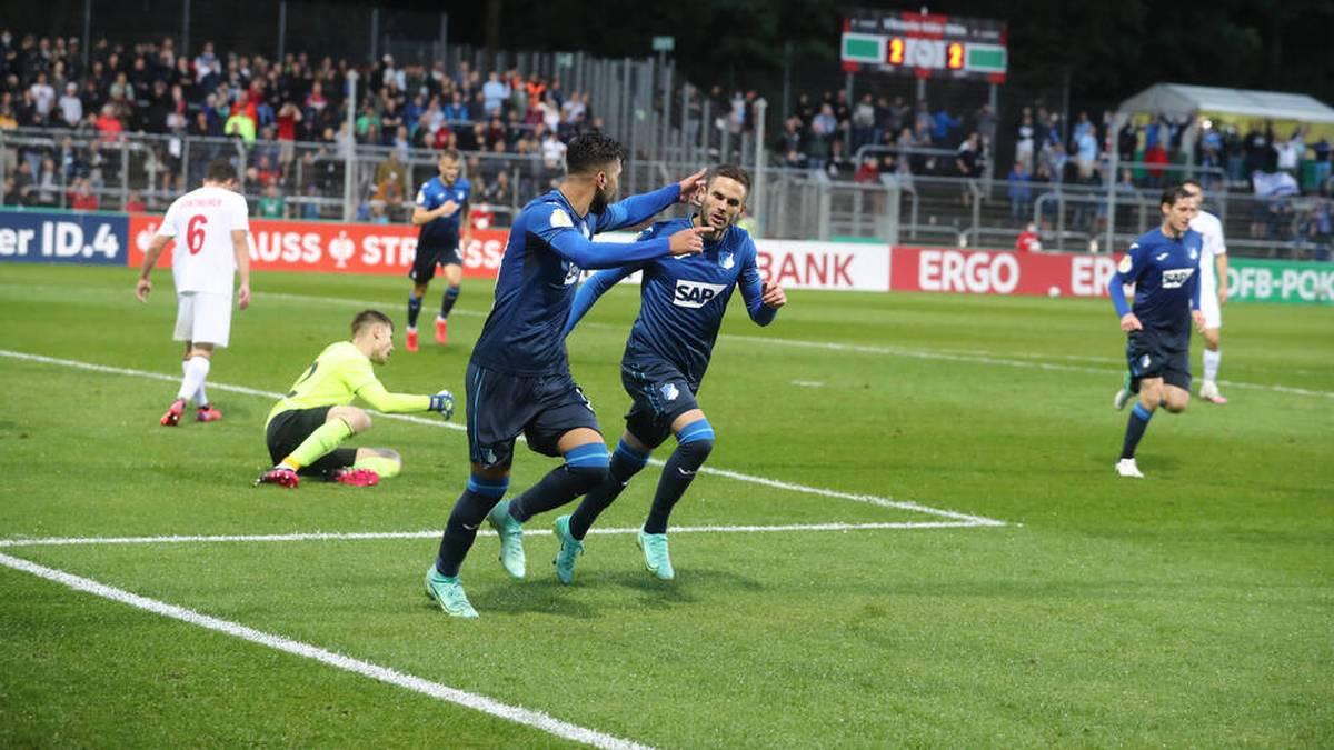Hoffenheim muss nachsitzen - doch Kramaric wird zum Retter