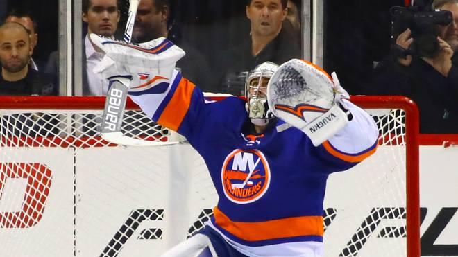 Thomas Greiss spielt seit 2015 für die New York Islanders in der NFL