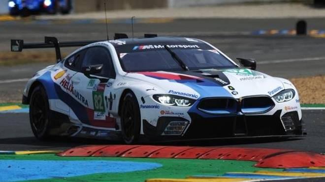BMW ist mit der derzeitigen Einstufung in Le Mans hoffnungslos unterlegen