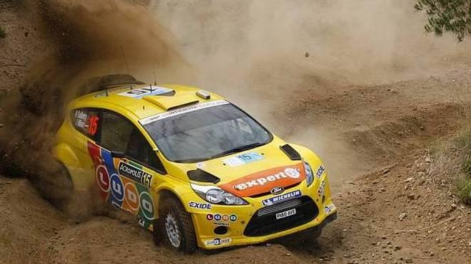 Nicht nur Henning Solberg/Ilka Minor betreten in Australien Rallye-Neuland