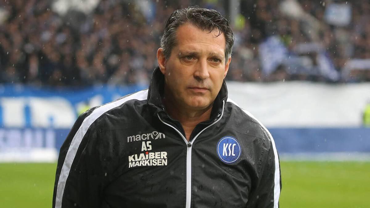 Fix: Sandhausen holt Ex-Trainer zurück