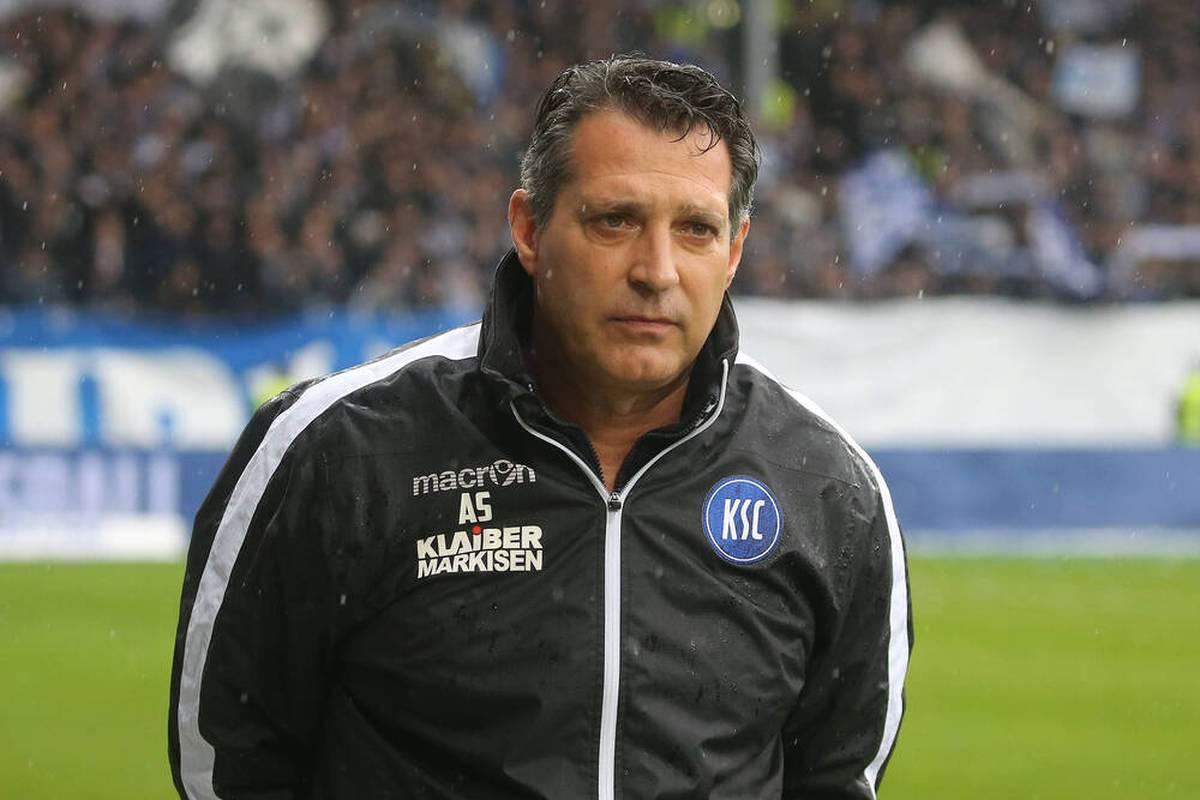 Alois Schwartz wird erneut Trainer des SV Sandhausen. Er tritt damit die Nachfolge des entlassenen Duos Gerhard Kleppinger und Stefan Kulovits an.