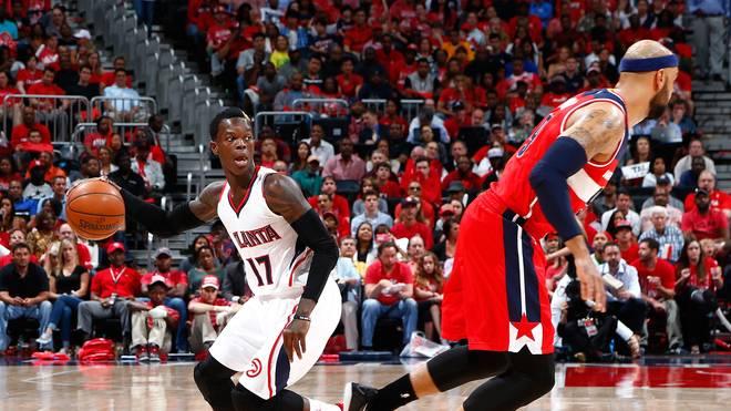 Washington Wizards v Atlanta Hawks - Game Two