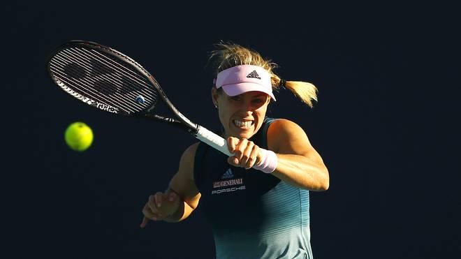 Angelique Kerber steht im Viertelfinale von Monterrey