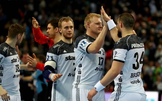 THW Kiel v VfL Gummersbach - DKB HBL