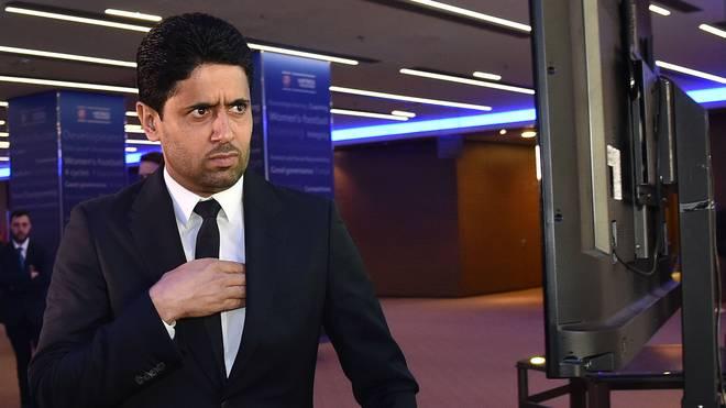 Bericht: PSG-Boss Al-Khelaifi wegen Korruption angeklagt, Nasser Al-Khelaifi steht Paris Saint-Germain als Präsident vor