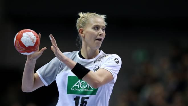 Handball, WM-Playoffs: Deutschland - Kroatien live im TV, Stream und Ticker, Handball, WM-Playoffs: Deutschland - Kroatien live im TV, Stream und TickerKim Naidzinavicius soll die deutschen Frauen zur Handball-WM werfen