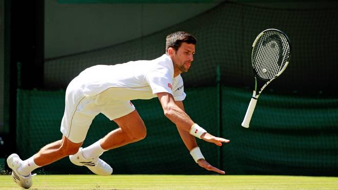 Novak Djokovic scheiterte erstmals seit 2009 bei einem Grand Slam bereits in Runde 3