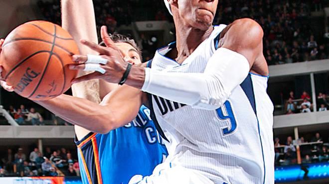 Rajon Rondo spielt seit Mitte Dezember für die Dallas Mavericks