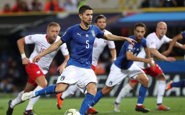 Italien gastiert in der Nations League in Polen