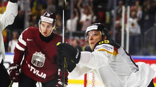 Germany v Latvia - 2017 IIHF Ice Hockey World Championship