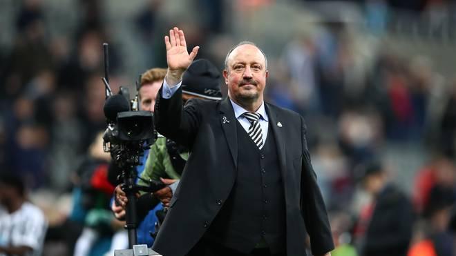 Rafael Benitez verlängert seinen Vertrag bei Newcastle United nicht