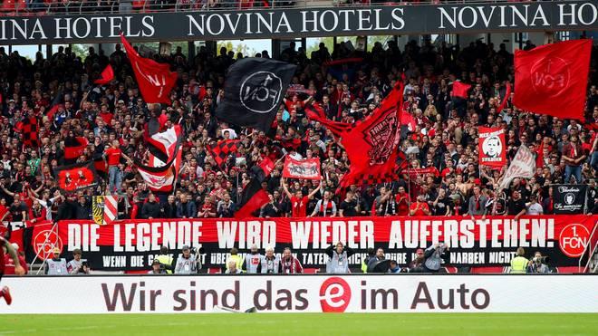 Nürnberg unterliegt Gladbach: Abstieg besiegelt, aber Blick geht nach vorn
