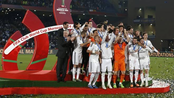 Real Madrid CF v San Lorenzo - FIFA Club World Cup Final 2014
