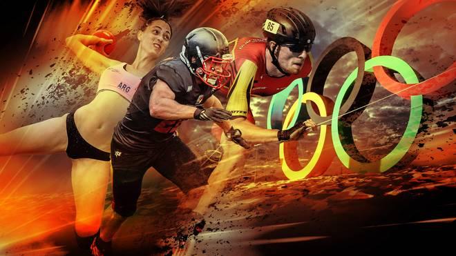 Speedskating und Football könnten bald auf größerer Bühne stattfinden, Beachhandball hat geringe Chancen auf Olympia