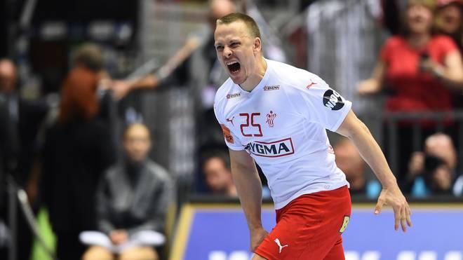 Morten Olsen geht in seine achte Saison bei Hannover-Burgdorf