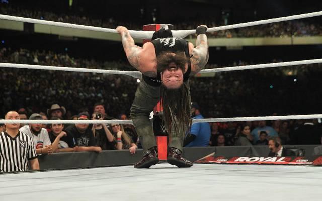Bray Wyatt geht als WWE World Champion zu WrestleMania 33