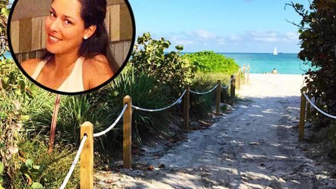 So lässt es sich leben: Ana Ivanovic genießt eine der schönsten Ecken Miamis.