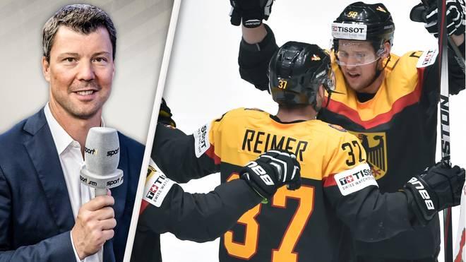 Rick Goldmann über die deutsche Eishockey-Nationalmannschaft