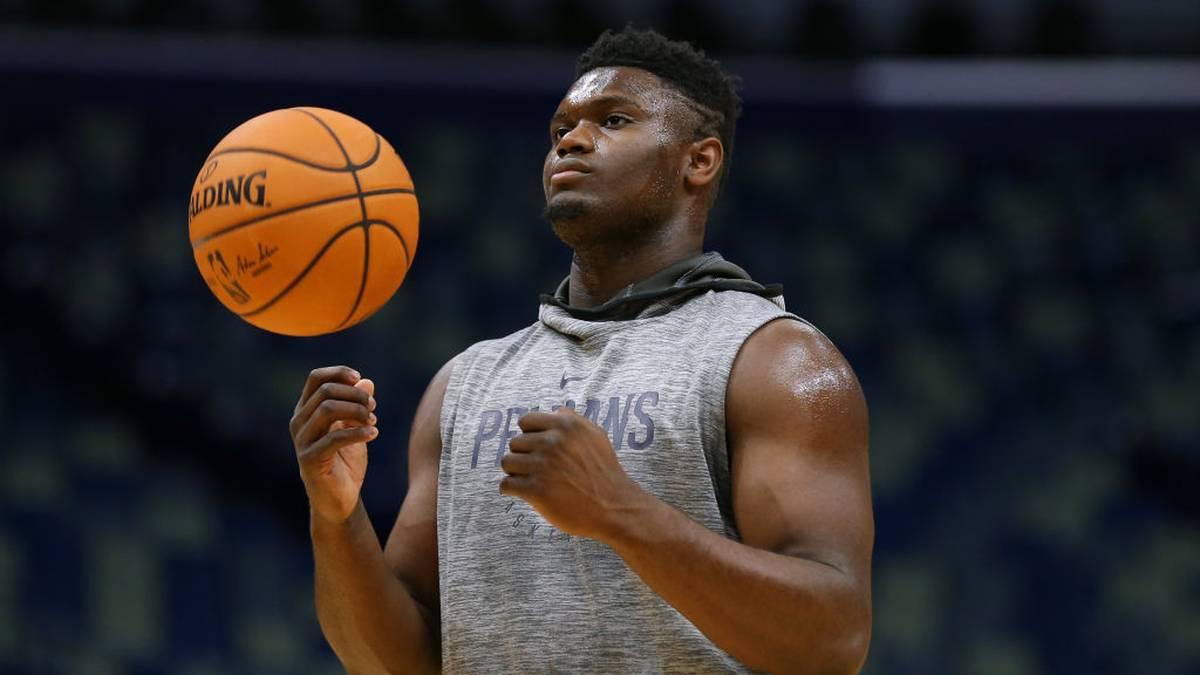 Zion Williamson wurde im Draft an erster Position ausgewählt