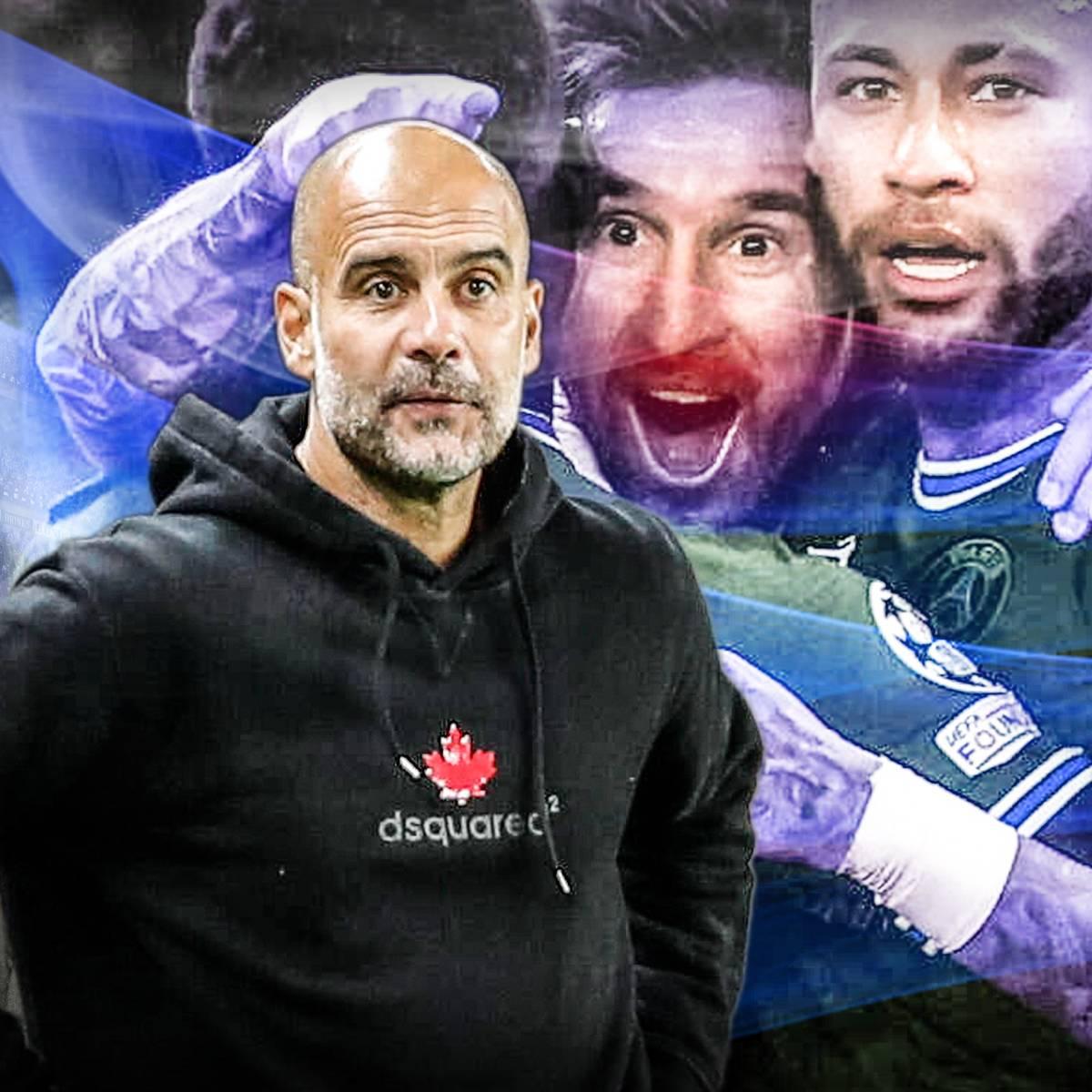 """Guardiolas CL-Dilemma: """"Fluch der großen Spiele besiegen"""""""