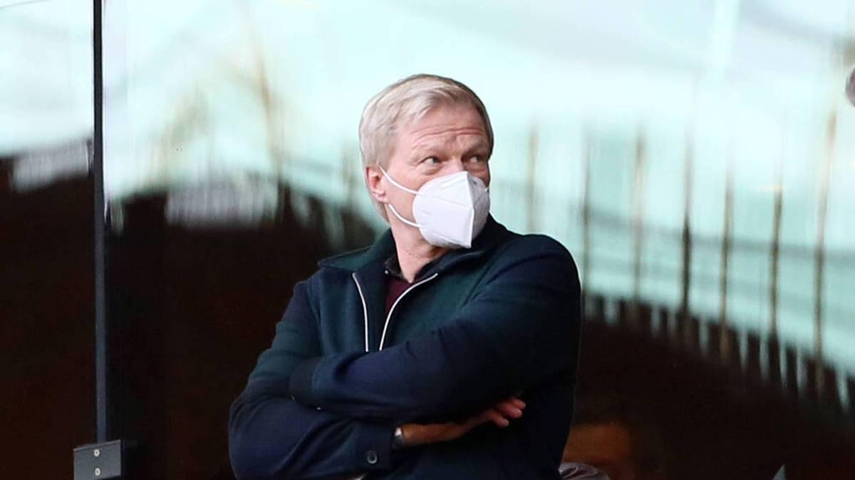 Oliver Kahn übernimmt ab Juli den Posten von Karl-Heinz Rummenigge