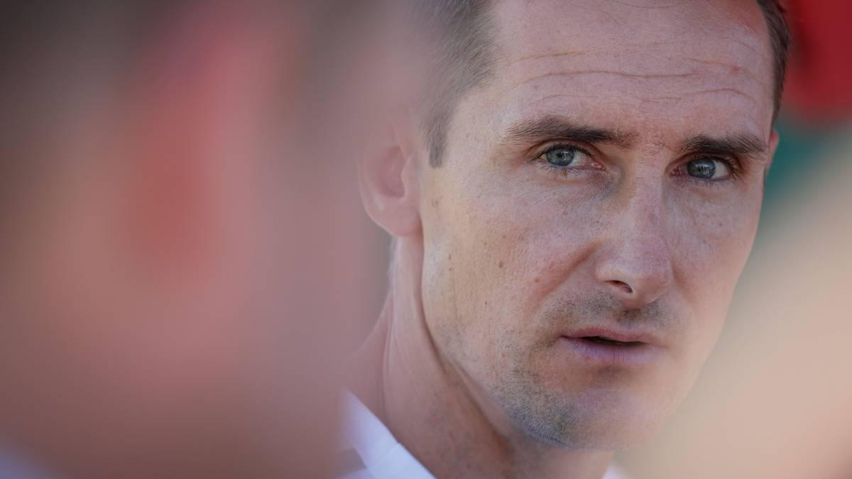 Miroslav Klose ist Rekordtorschütze bei Weltmeisterschaften