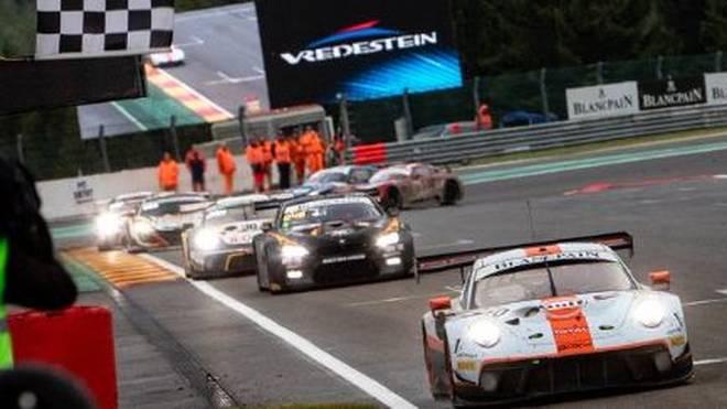 Porsche feierte in Spa einen Doppelsieg