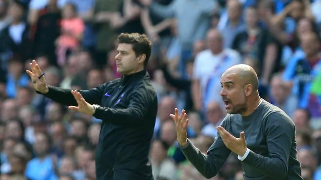 Tottenham Hotspur ist am 2. Spieltag zu Gast bei Manchester City