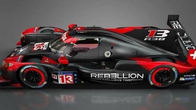 Rebellion im Audi-Look: So soll der R-13 für die WEC 2018/19 aussehen
