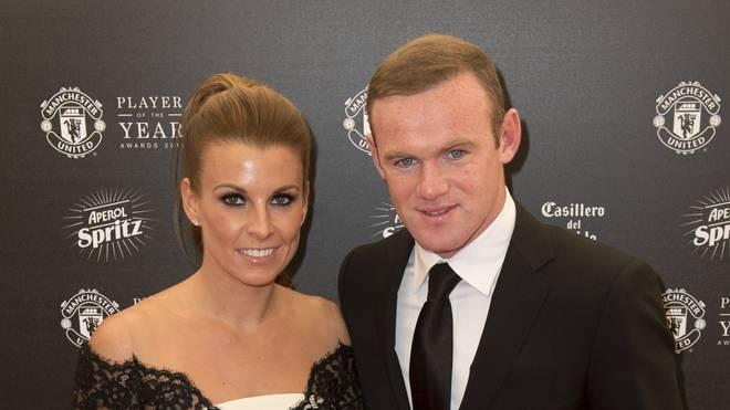 Coleen und Wayne Rooney haben drei Söhne
