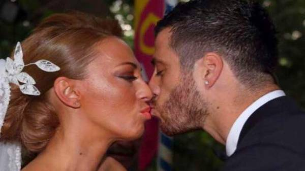 Vieirinha heiratet seine Freundin
