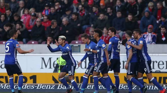 Schalke siegte beim VfB Stuttgart