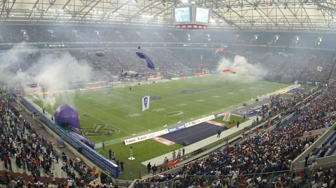 AmF: NFL Europe 2004, Frankfurt Galaxy-Berlin Thunder