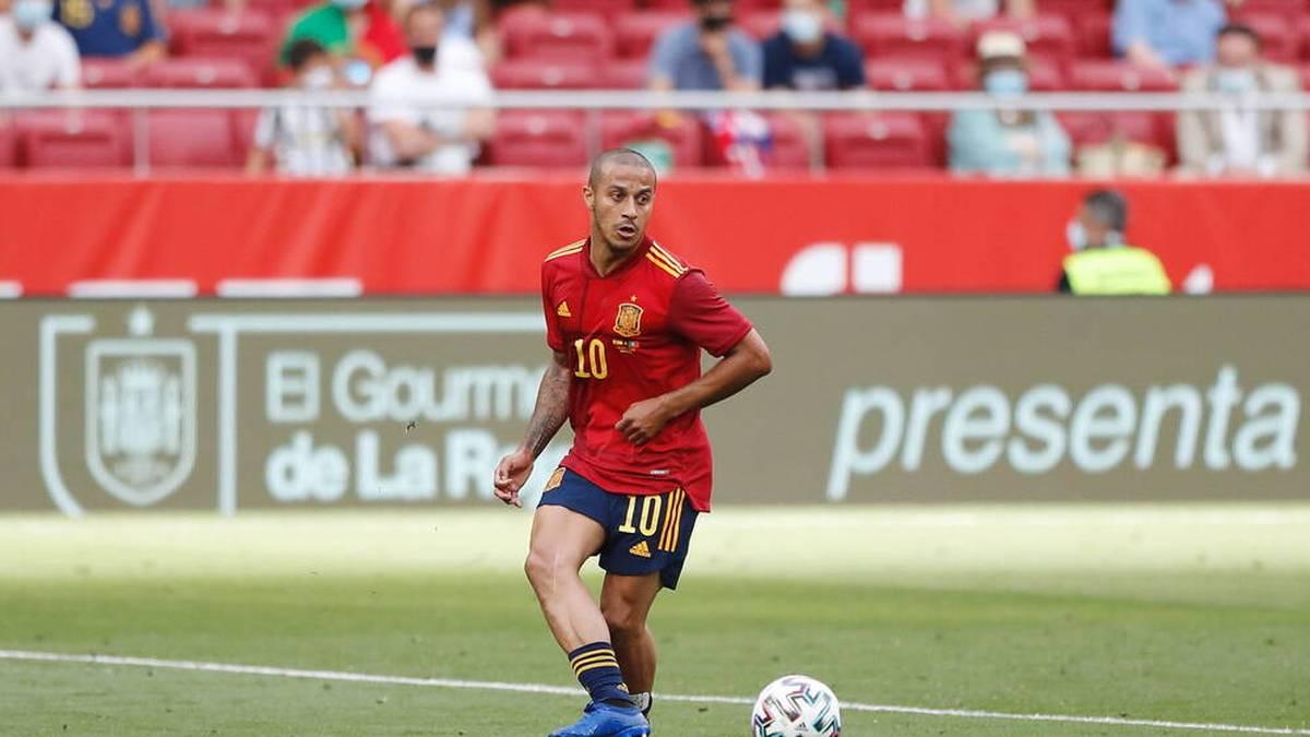 Wie startet Mitfavorit Spanien in die EM?